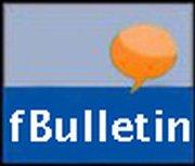 fBulletin forum logo